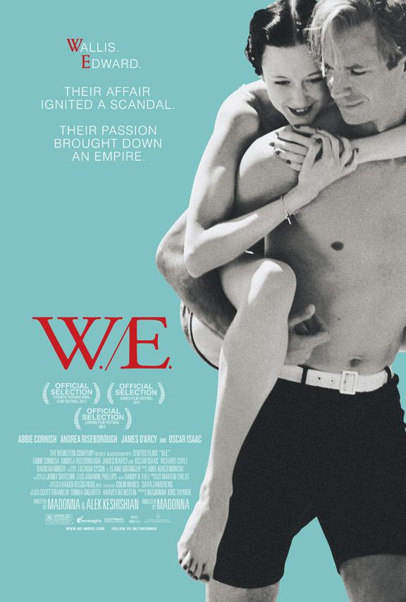 W.E. Poster #1