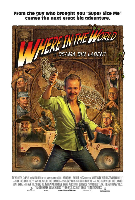 Where in the World Is Osama Bin Laden? Poster #1