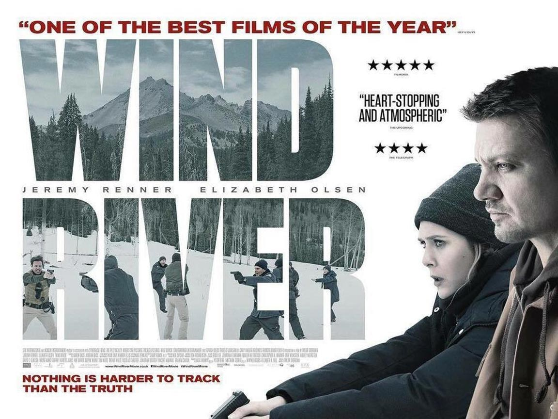Wind River Poster #2
