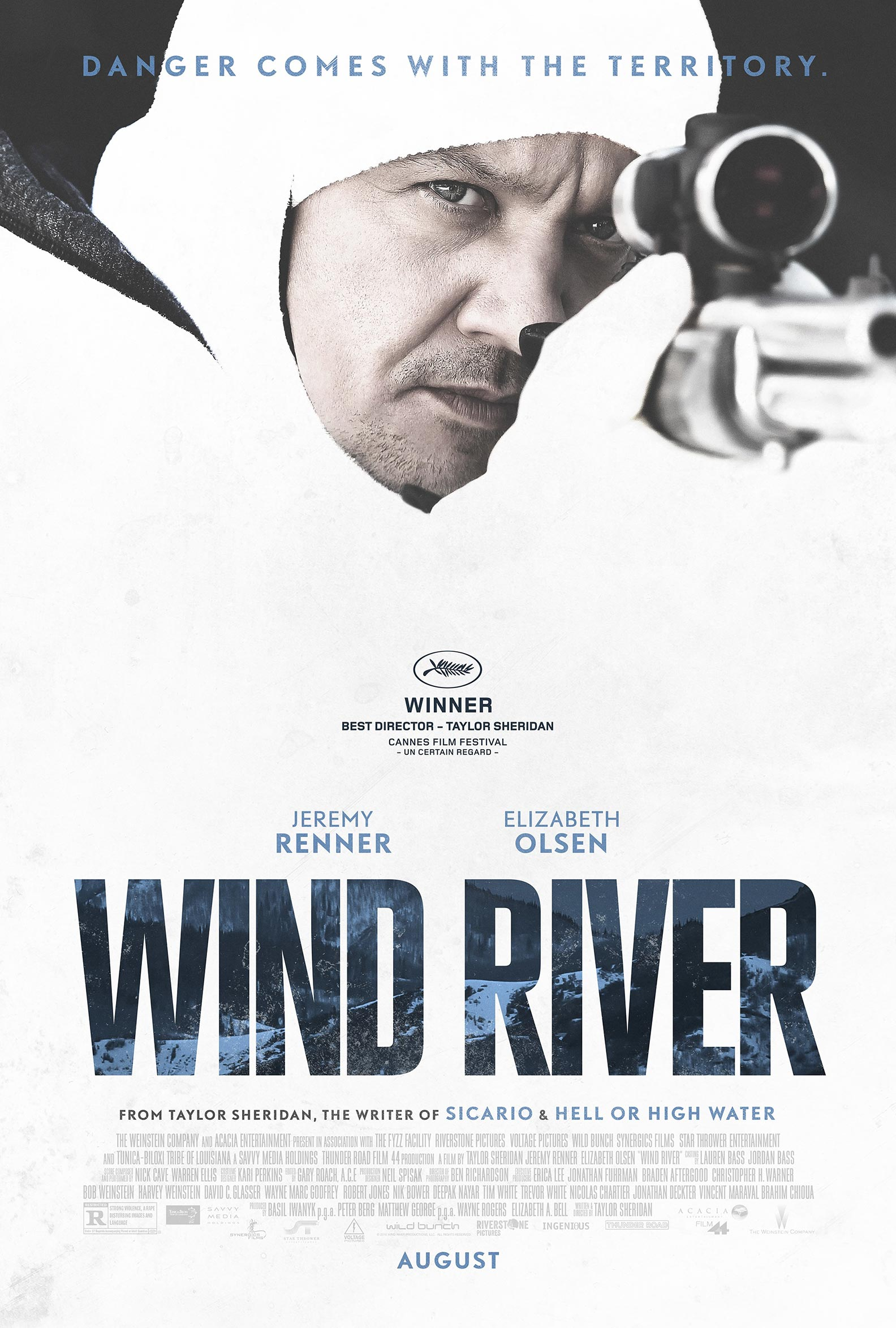 Wind River Poster #1