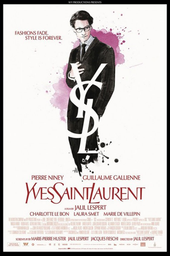 Yves Saint Laurent Poster #2