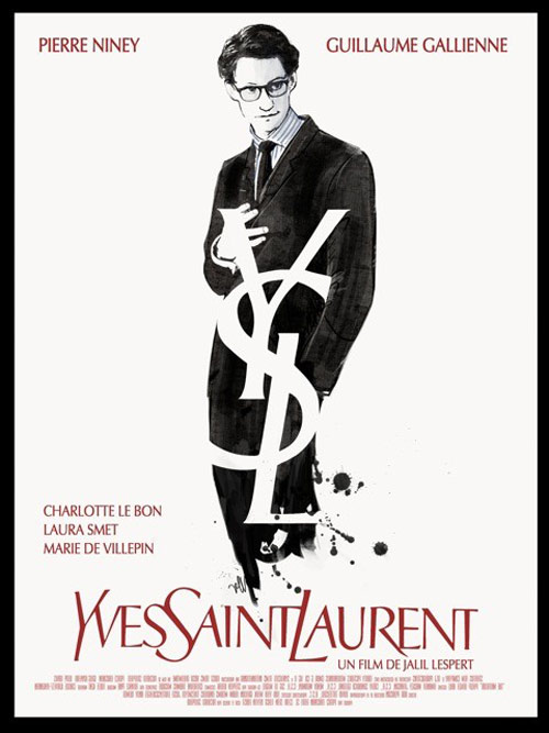Yves Saint Laurent Poster #1