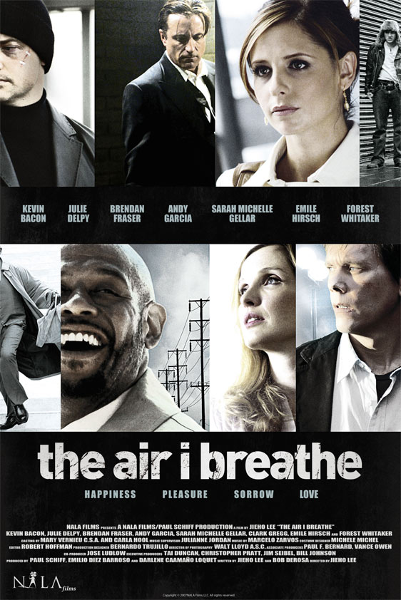 The Air I Breathe Poster #2
