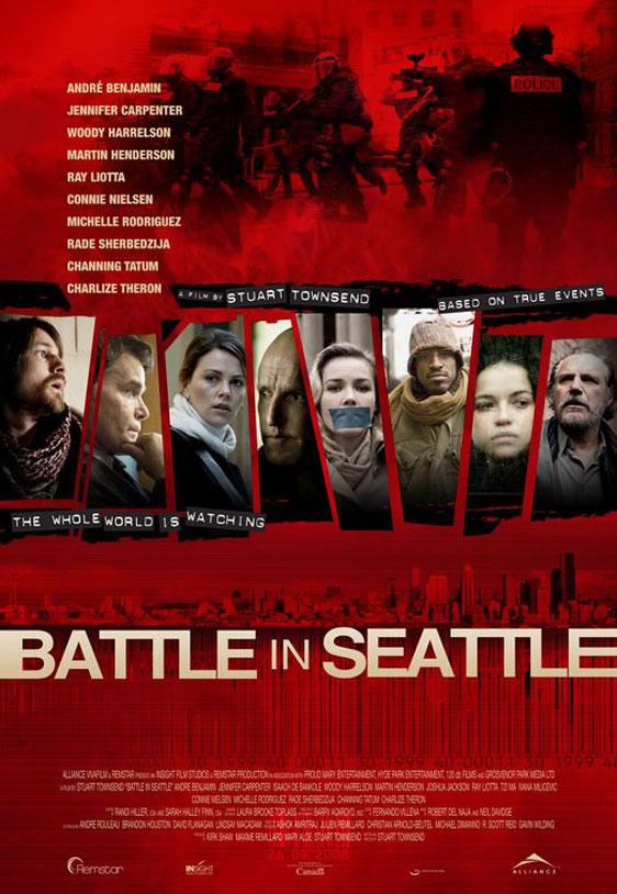 Battle in Seattle Poster #2