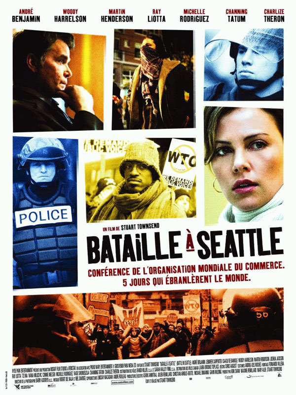 Battle in Seattle Poster #1