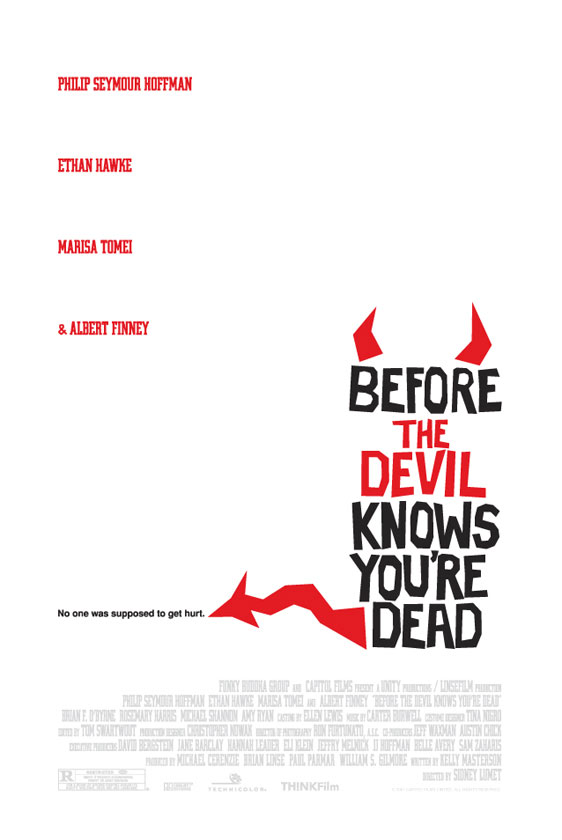 Before the Devil Knows You're Dead Poster #1