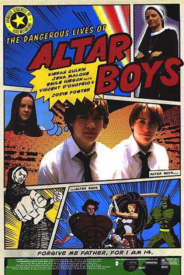 The Dangerous Lives of Altar Boys Poster #1