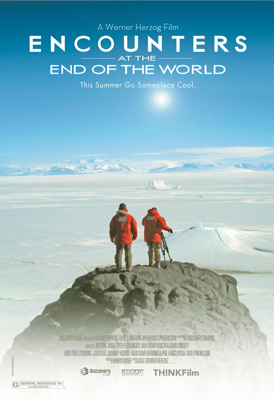 Encounters at the End of the World Poster #1