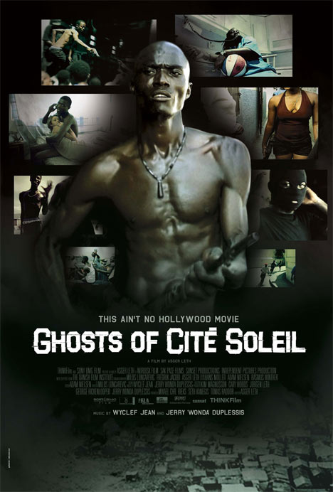 Ghosts of Cité Soleil Poster #1