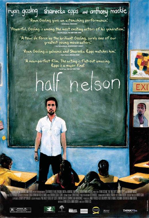 Half Nelson Poster #1