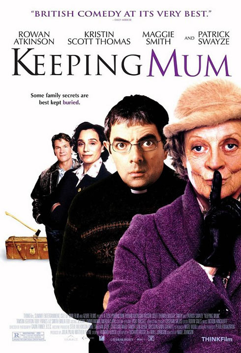 Keeping Mum Poster #1