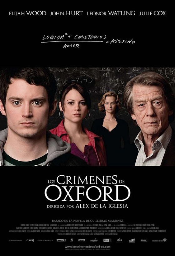 The Oxford Murders Poster #2