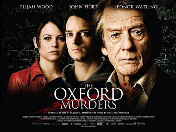 The Oxford Murders Poster #4