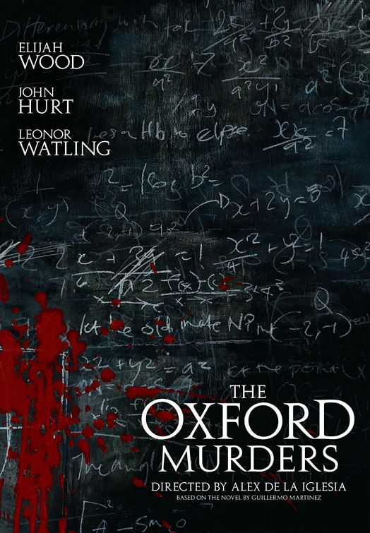 The Oxford Murders Poster #1