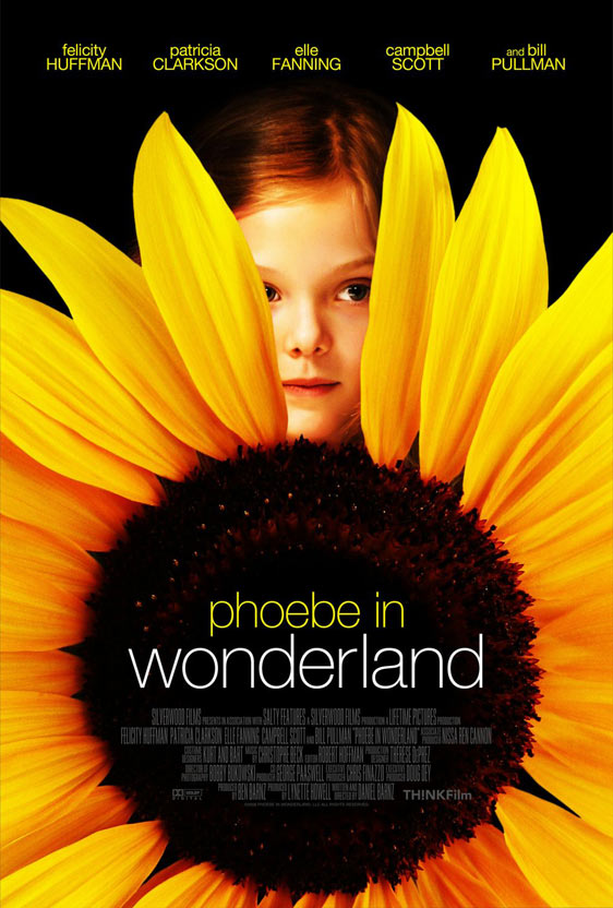 Phoebe in Wonderland Poster #1