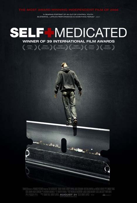 Self Medicated Poster #1