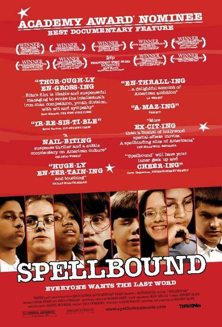 Spellbound Poster #1