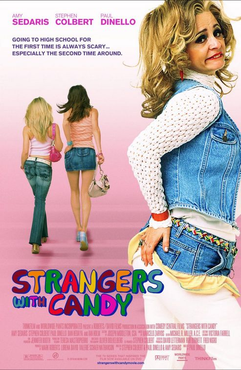 Strangers with Candy Poster #1