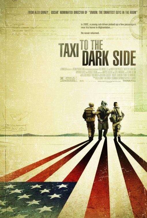 Taxi to the Dark Side Poster #1