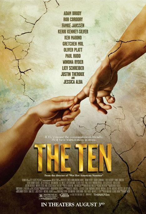 The Ten Poster #1