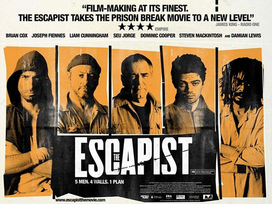 The Escapist Poster #1