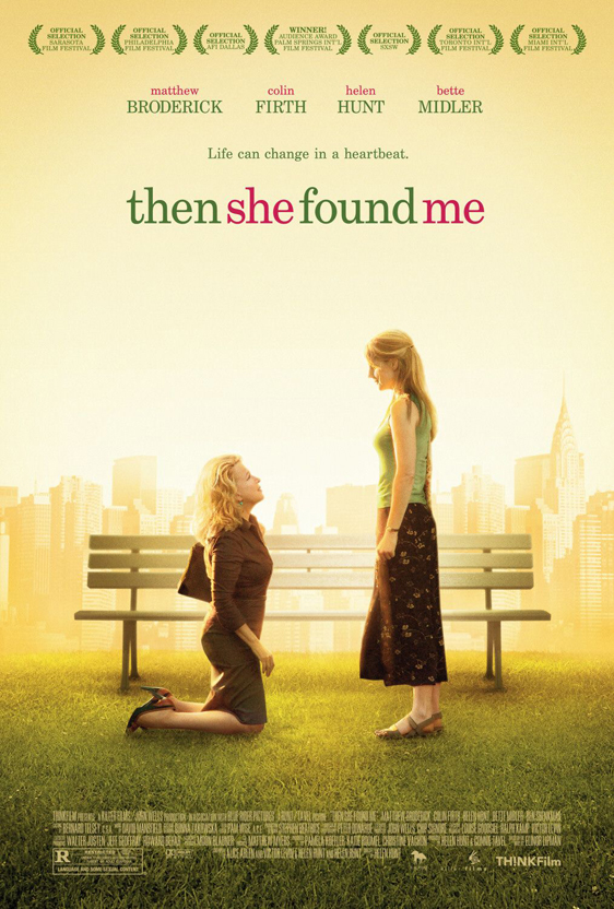 Then She Found Me Poster #4
