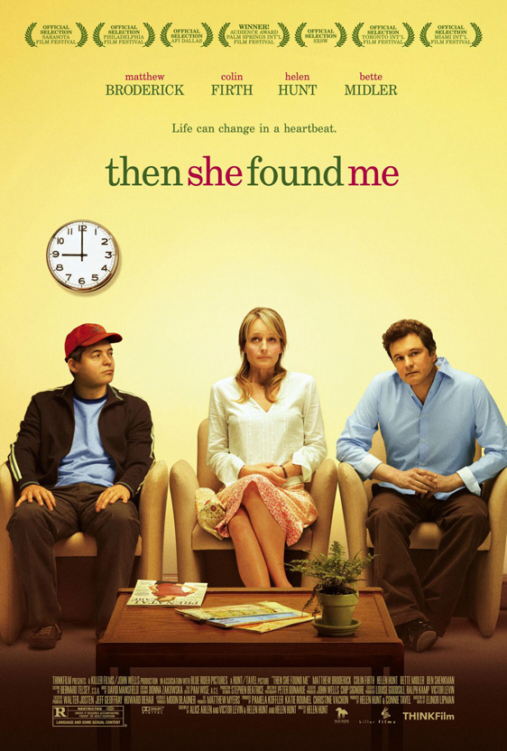 Then She Found Me Poster #5