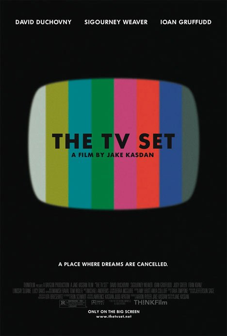 The TV Set Poster #1