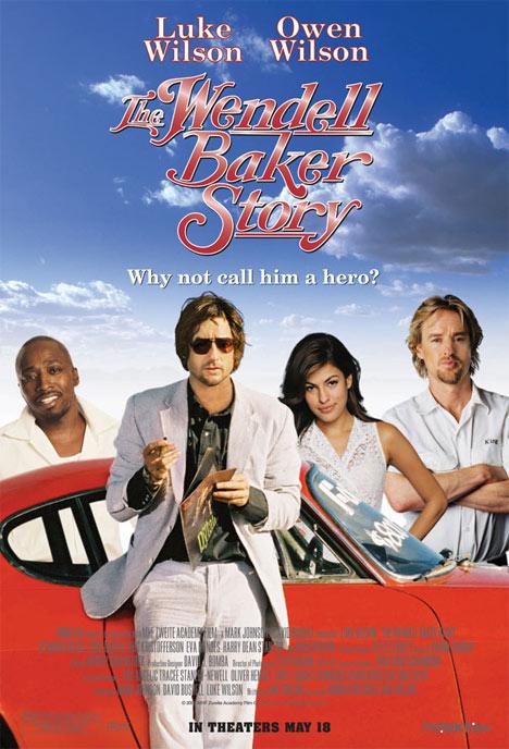 The Wendell Baker Story Poster #1