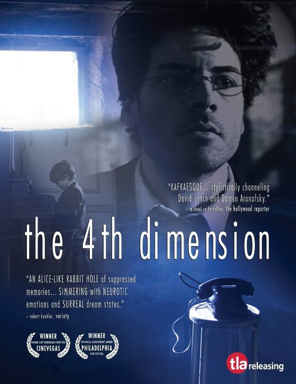 The 4th Dimension Poster #1