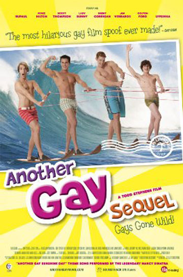Another Gay Sequel: Gays Gone Wild Poster #1