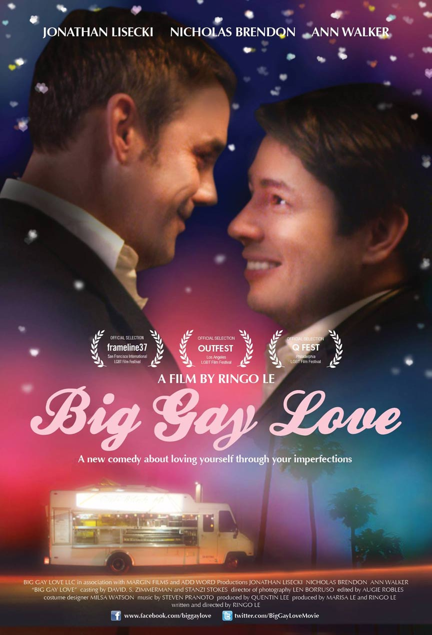 Big Gay Love Poster #1
