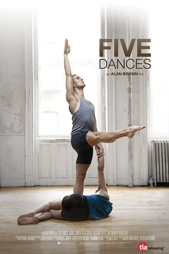 Five Dances Poster #1