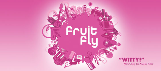 Fruit Fly Poster #1