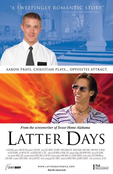 Latter Days Poster #1