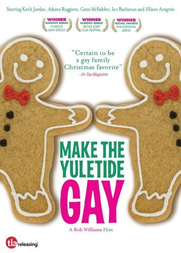 Make the Yuletide Gay Poster #1