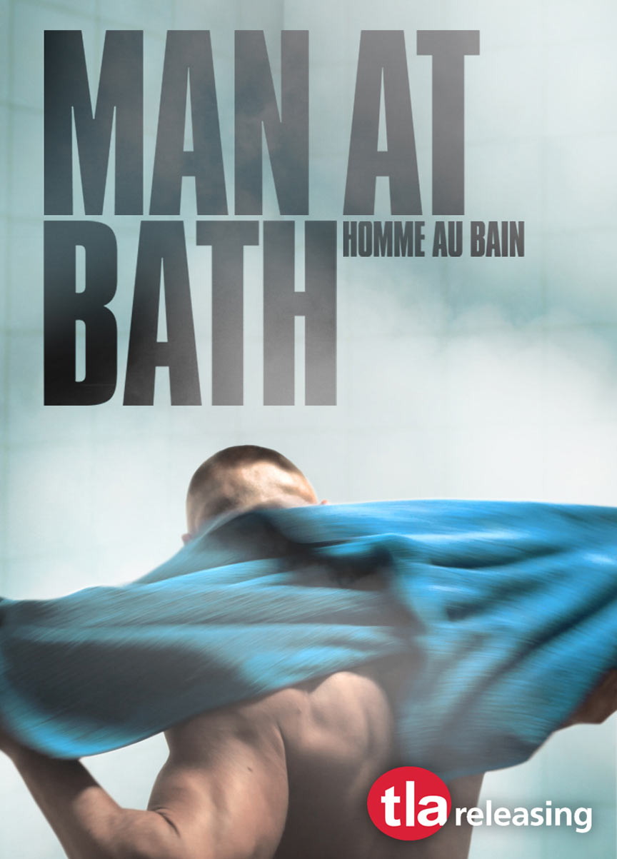 Man at Bath Poster #1