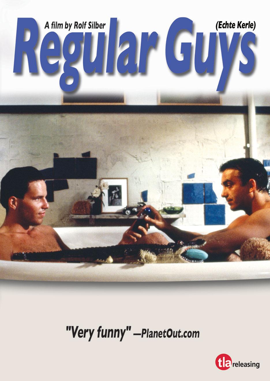Regular Guys Poster #1