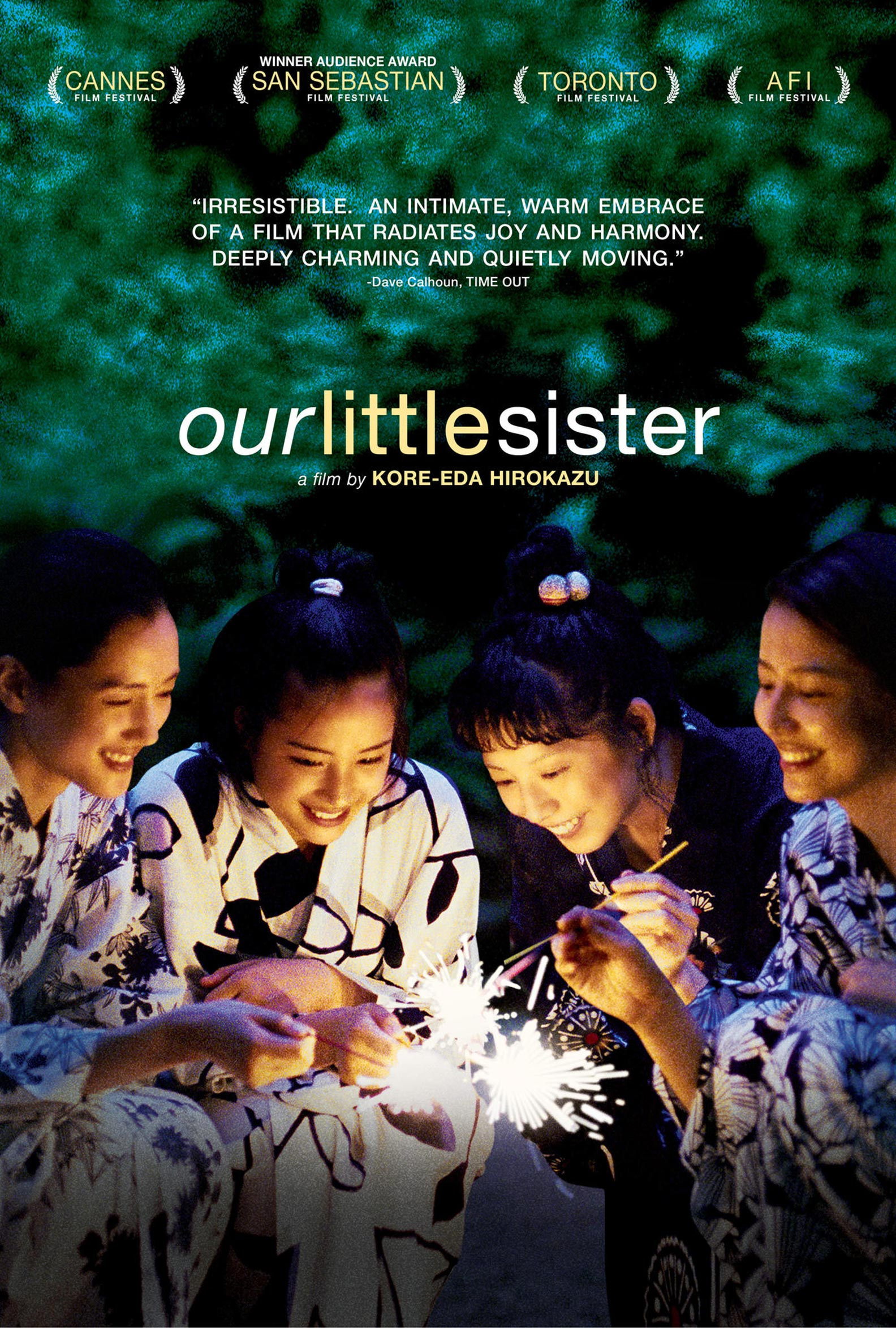Our Little Sister Poster #1