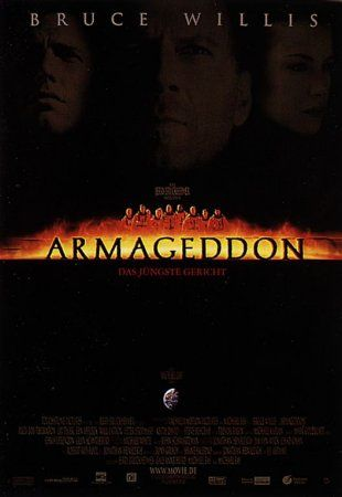 Armageddon Poster #1