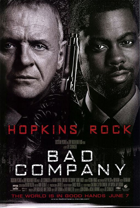 Bad Company Poster #1