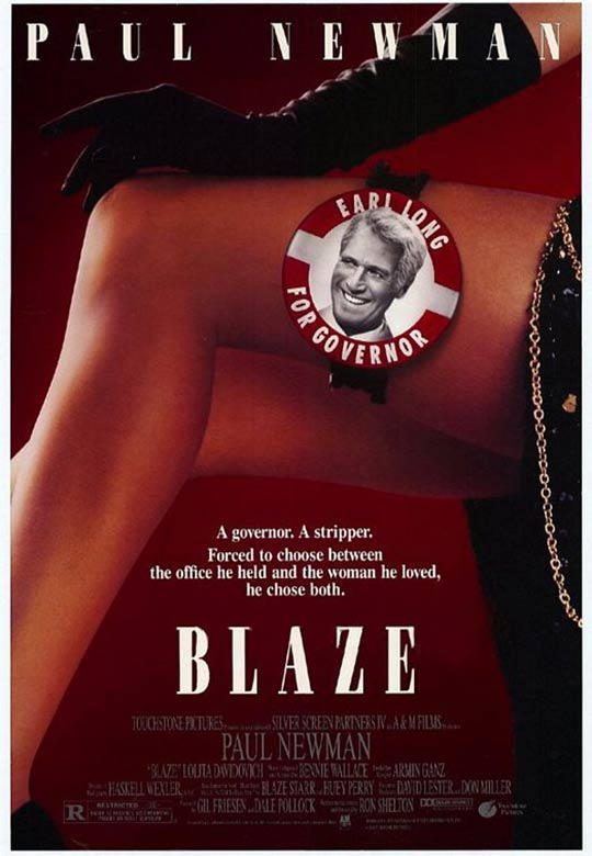 Blaze Poster #1