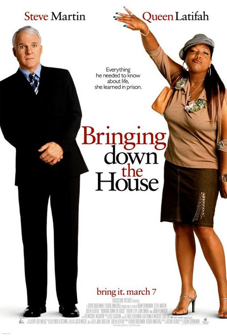 Bringing Down the House Poster #1