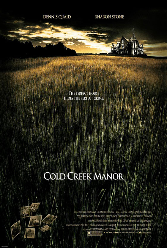 Cold Creek Manor Poster #1