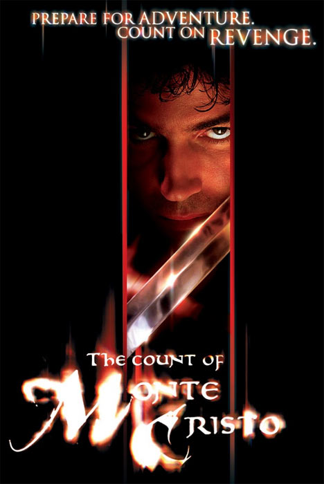 The Count of Monte Cristo Poster #1