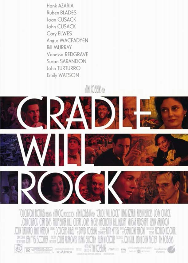 Cradle Will Rock Poster #1