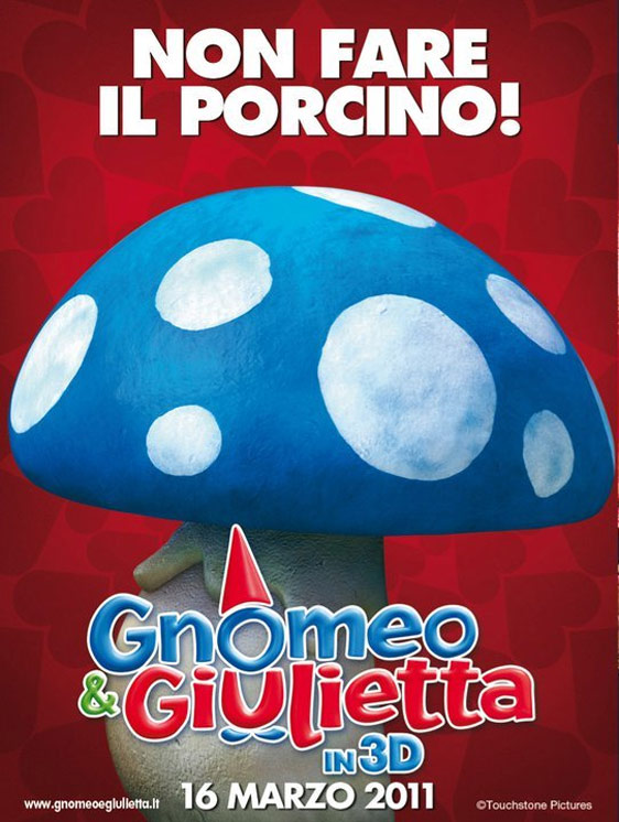 Gnomeo & Juliet Poster #11