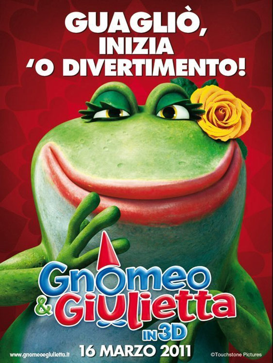 Gnomeo & Juliet Poster #13