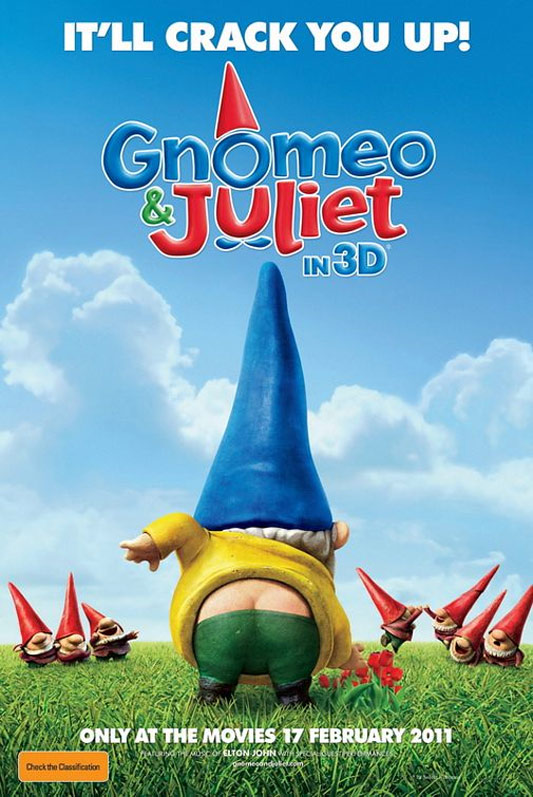 Gnomeo & Juliet Poster #2