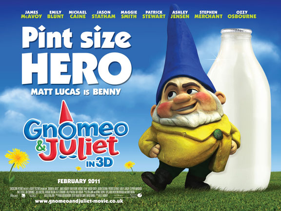 Gnomeo & Juliet Poster #6